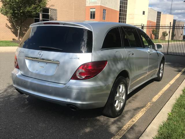 2007 Mercedes-Benz R-Class for sale at Main Street Cars in New Brunswick NJ