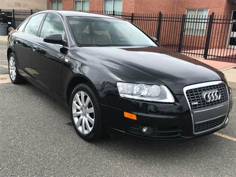 2008 Audi A6 for sale at Main Street Cars in New Brunswick NJ