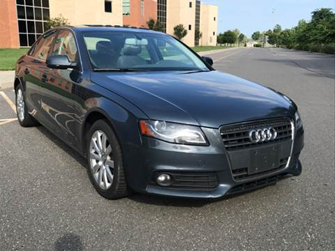 2011 Audi A4 for sale at Main Street Cars in New Brunswick NJ