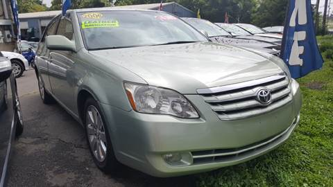 2006 Toyota Avalon for sale at Main Street Cars in New Brunswick NJ