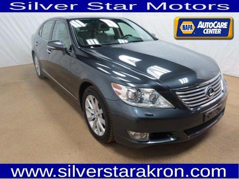 2010 Lexus LS 460 for sale in Tallmadge, OH