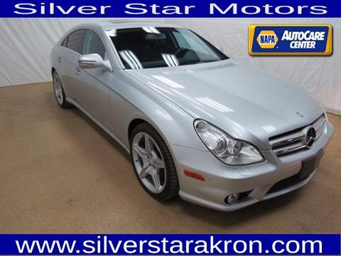2011 Mercedes-Benz CLS for sale in Tallmadge, OH