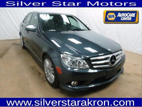 2008 Mercedes-Benz C-Class for sale in Tallmadge, OH