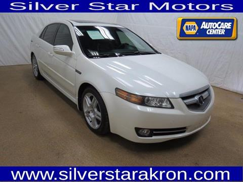 2007 Acura TL for sale in Tallmadge, OH