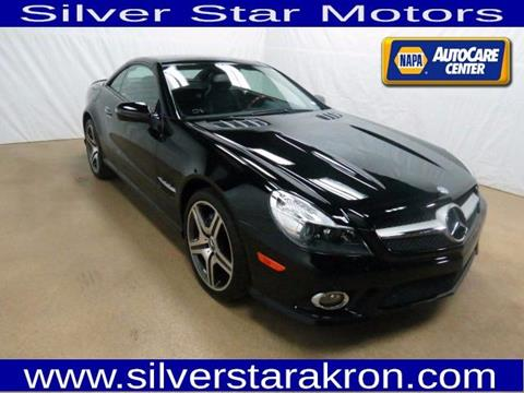 2009 Mercedes-Benz SL-Class for sale in Tallmadge, OH