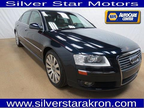 2007 Audi A8 L for sale in Tallmadge, OH