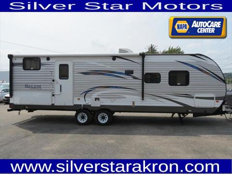 2018 Forest River Salem 27DBK Camper Travel Trai for sale in Tallmadge, OH