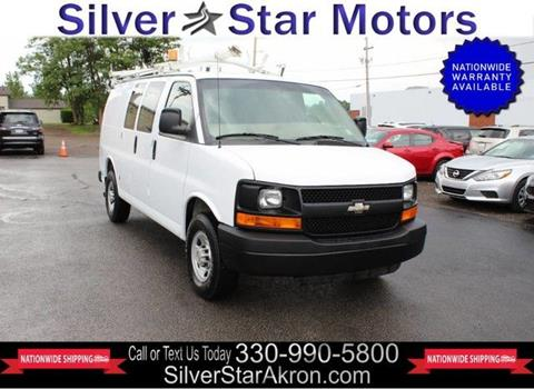 2007 Chevrolet Express Cargo for sale in Tallmadge, OH