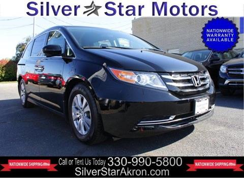 2016 Honda Odyssey for sale in Tallmadge, OH