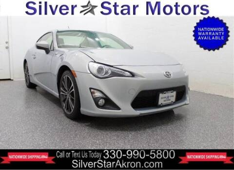 2013 Scion FR-S for sale in Tallmadge, OH