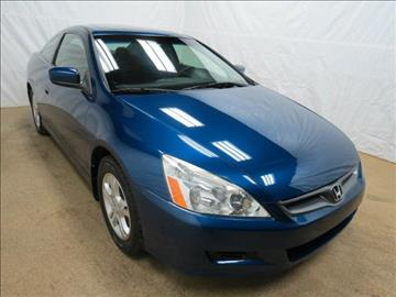 2007 Honda Accord for sale in Tallmadge, OH