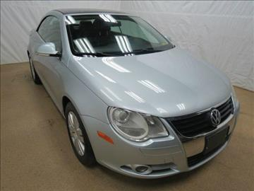 2008 Volkswagen Eos for sale in Tallmadge, OH