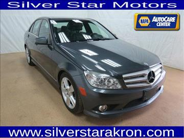 2010 Mercedes-Benz C-Class for sale in Tallmadge, OH