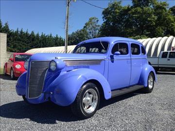 1937 Desoto Sedan