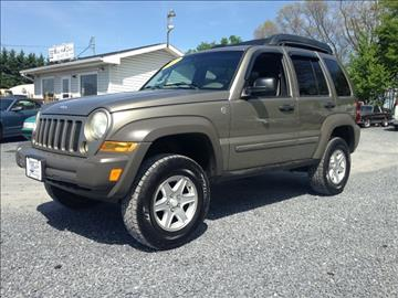 2007 Jeep Liberty for sale in Mount Crawford, VA