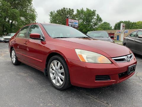 2007 Honda Accord for sale in Joliet, IL