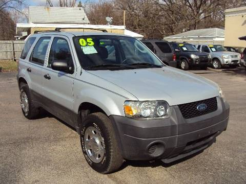 2005 Ford Escape for sale in Joliet, IL