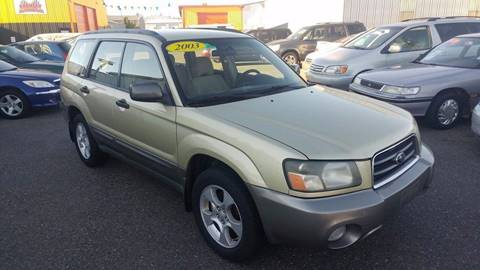 2003 Subaru Forester for sale in Bellingham, WA