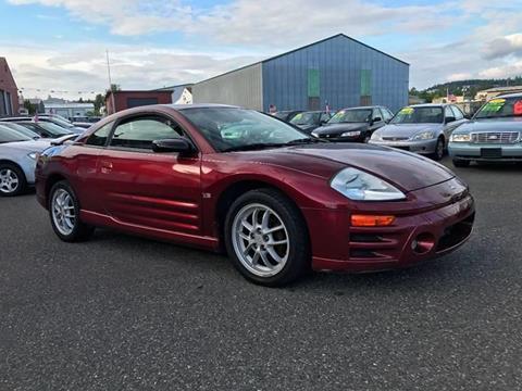 2003 Mitsubishi Eclipse for sale in Bellingham, WA