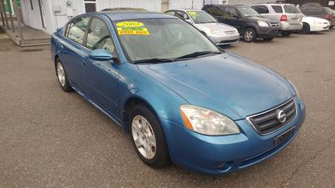 2003 Nissan Altima for sale in Bellingham, WA