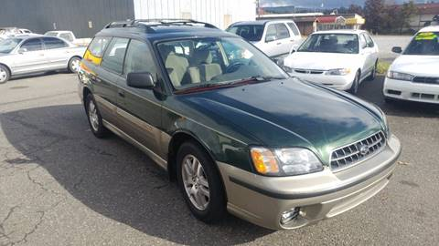 2003 Subaru Outback for sale in Bellingham, WA