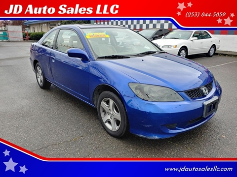 2004 Honda Civic for sale in Fife, WA