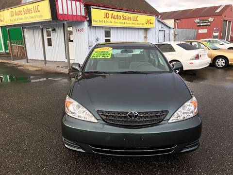 2004 Toyota Camry for sale in Bellingham, WA