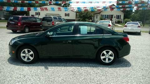 2014 Chevrolet Cruze for sale in Hurst, IL