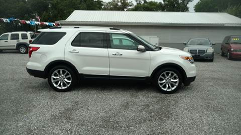 2012 Ford Explorer for sale in Hurst, IL