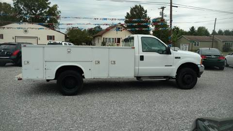 2001 Ford F-450 Super Duty for sale in Hurst, IL