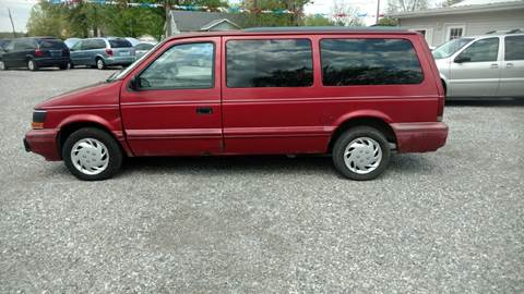 1994 Plymouth Grand Voyager for sale in Hurst, IL