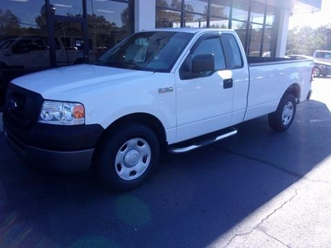 2007 Ford F-150 for sale in Royston, GA