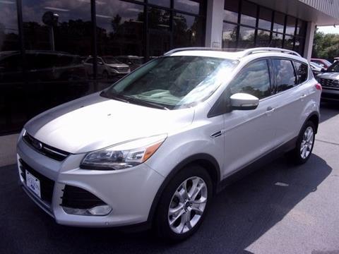 2014 Ford Escape for sale in Royston, GA