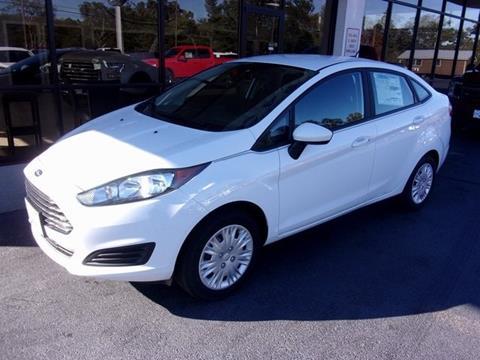 2017 Ford Fiesta for sale in Royston, GA