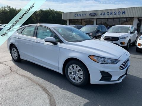 2019 Ford Fusion for sale in Royston, GA