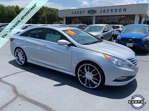 2014 Hyundai Sonata for sale in Royston, GA