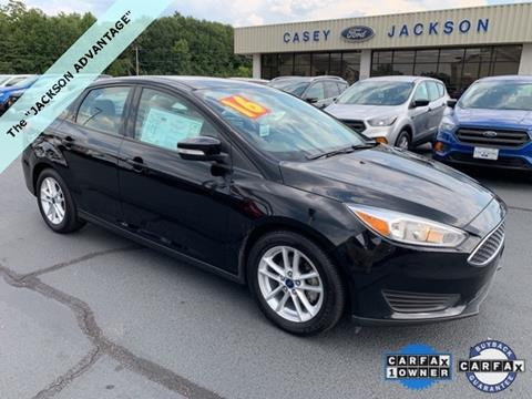2016 Ford Focus for sale in Royston, GA