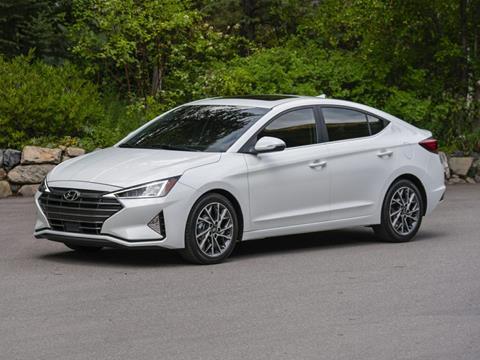 2019 Hyundai Elantra for sale in Royston, GA