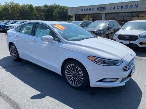 2018 Ford Fusion for sale in Royston, GA