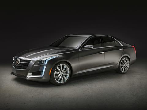 2014 Cadillac CTS for sale in Royston, GA