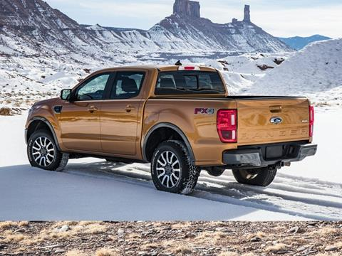 2020 Ford Ranger for sale in Royston, GA