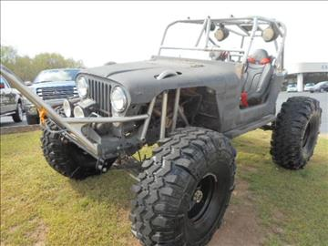 1985 Jeep CJ-7 for sale in Royston, GA