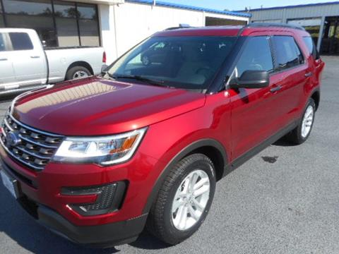 2017 Ford Explorer for sale in Royston, GA