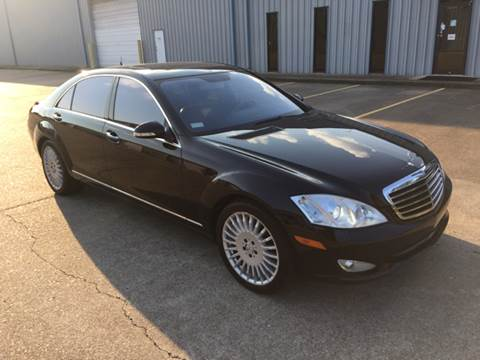 2007 Mercedes-Benz S-Class for sale in Humble, TX