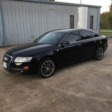 2006 Audi A6 for sale in Humble, TX