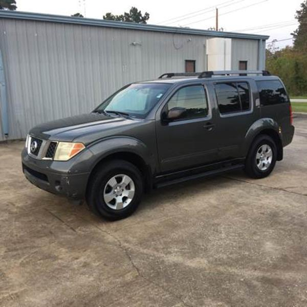2005 Nissan Pathfinder For Sale At Humble Like New Auto In Humble TX