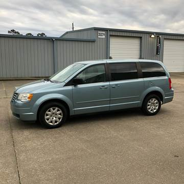 2010 Chrysler Town and Country for sale in Humble, TX