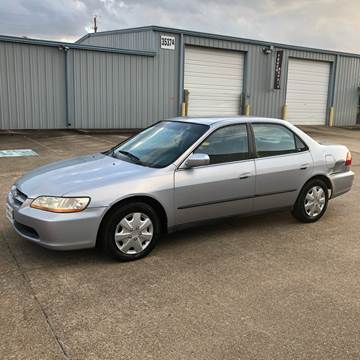 1998 Honda Accord for sale in Humble, TX