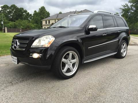 2009 Mercedes-Benz GL-Class for sale in Humble, TX