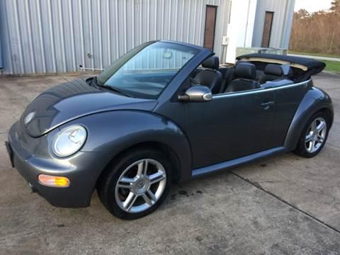 2004 Volkswagen New Beetle for sale in Humble, TX